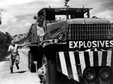 The Wages Of Fear, (aka Le Salaire De La Peur), Charles Vanel, Yves Montand, 1953 Photo