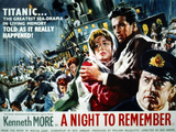 A Night To Remember, 1958 Poster