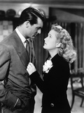 Arsenic And Old Lace, Cary Grant, Priscilla Lane, 1944 Photo