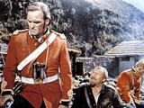Zulu, Stanley Baker, Michael Caine, 1964 Valokuva