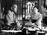 Tokyo Story, (AKA Tokyo Monogatari), Chishu Ryu, Chieko Higashiyama, 1953 Foto