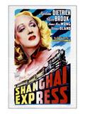 Shanghai Express, Marlene Dietrich, 1932 Foto