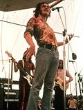 Woodstock, Joe Cocker, 1970 Photographie