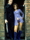 Get Carter, Michael Caine, Rosemarie Dunham, 1971 Photo
