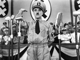 The Great Dictator, Charlie Chaplin, 1940 Photographie
