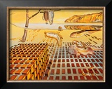 The Disintegration of the Persistence of Memory, c.1954 Prints by Salvador Dalí