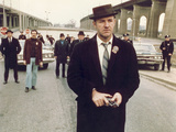 The French Connection, Gene Hackman, 1971 Foto