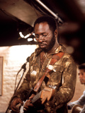 Super Fly, Curtis Mayfield, 1972 Photo
