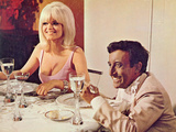 The Party, Carol Wayne, Peter Sellers, 1968 Foto