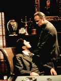 The Godfather, Al Pacino, Marlon Brando, 1972 Fotografia