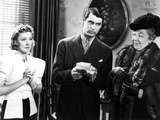 The Awful Truth, Irene Dunne, Cary Grant, Esther Dale, 1937 Photo