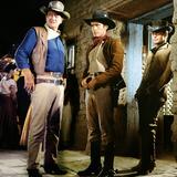 El Dorado, John Wayne, Christopher George, James Caan, 1967 Foto
