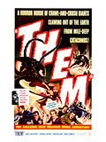 Them!, Onslow Stevens As The Military General, 1954 写真