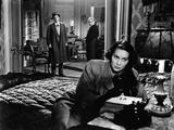 The Third Man, Alida Valli, Joseph Cotten, Paul Horbiger, 1949 Photo