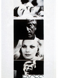 Faces, John Marley, Gena Rowlands, Seymour Cassel, 1968 Photographie