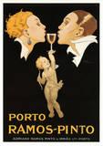 Porto Ramos-Pinto Plakater