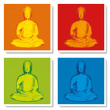 Buddha Popart Prints