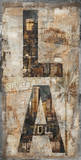 LA Vertical Prints by Luke Wilson
