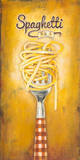 Spaghetti Prints by Elisa Raimondi