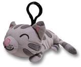 Big Bang Theory - Soft Kitty Backpack Clip Chaveiro