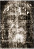 Shroud of Turin Face Detail Plakater