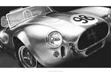 Vintage Racing I Reproduction giclée Premium par Ethan Harper