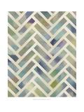 Random Symmetry III Print by Chariklia Zarris