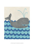 Truman's Voyage III Kunstdrucke von Chariklia Zarris