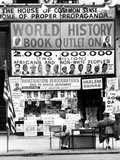 Harlem Bookstore Named 'The House of Common Sense and the Home of Proper Propaganda' Fotografía