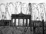 Berlin's Brandenburg Gate Foto