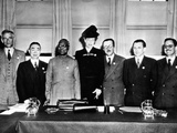 Eleanor Roosevelt Chaired the United Nations, Commission on Human Rights Foto