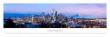 Seattle, Washington Kunstdrucke von James Blakeway