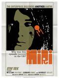 Star Trek Episode 8: Miri TV Poster Prints by Juan Oritz