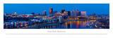 Saint Paul, Minnesota Posters af Christopher Gjevre