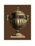 Imperial Urns IV Print by  Vision Studio