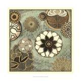 Floral Dream I Posters van Megan Meagher