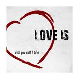 Love Is Posters av Andrea James