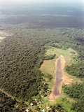 Airstrip at Port Kaituma, Guyana Photo