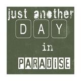 Paradis Plakater av Andrea James