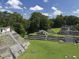 Caracol Ancient Mayan Site, Belize Photographic Print by William Sutton