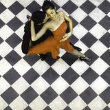 Tango Dancers, Buenos Aires, Argentina Stampa fotografica di Miva Stock