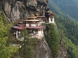 Tiger's Nest, Bhutan Photographic Print by Dennis Kirkland