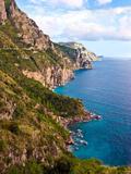 Town View, Positano, Italy Stampa fotografica di Miva Stock