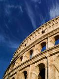 Italy, Rome, Roman Coliseum Stampa fotografica di Miva Stock