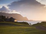 Makai Golf Course, Kauai, Hawaii, USA Reproduction photographique par Micah Wright