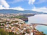 Gulf of Naples, Campania, Italy Stampa fotografica di Miva Stock