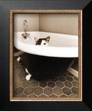 Kitty III Posters por Jim Dratfield