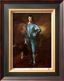 The Blue Boy Pôsteres por Thomas Gainsborough