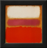 White Cloud over Purple, 1957 Prints by Mark Rothko