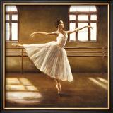 Ballet Dancer Posters by Cristina Mavaracchio